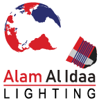 Alam Al Idaa Lighting Logo