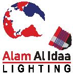 Alam Al Idaa Lighting Logo